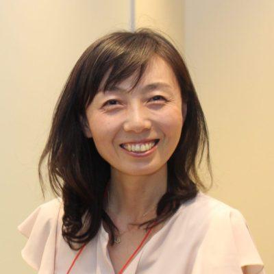 佐藤 牧子 顔写真